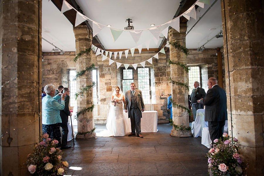 York Wedding Photography The Hospitium Yorkshire