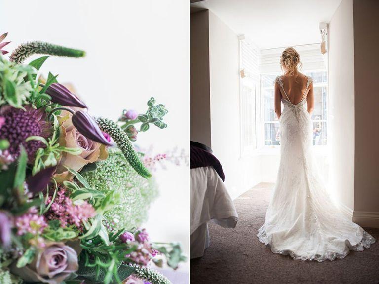 Alnwick Garden Wedding Photography