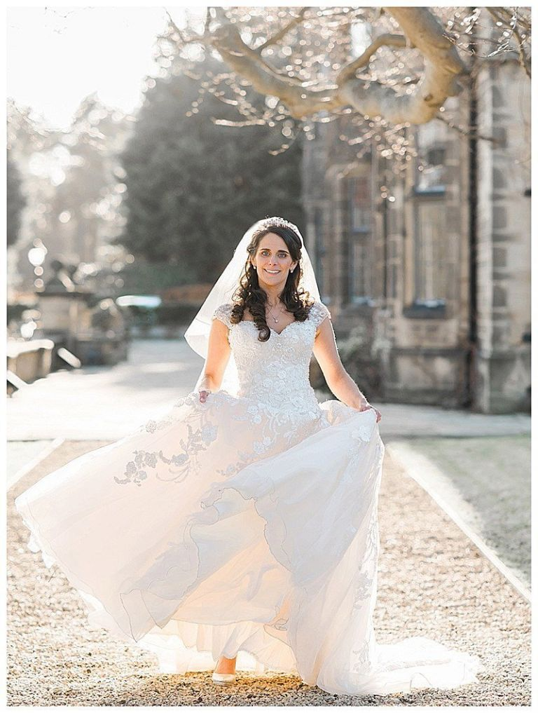 Gisborough Hall Yorkshire Wedding Photography