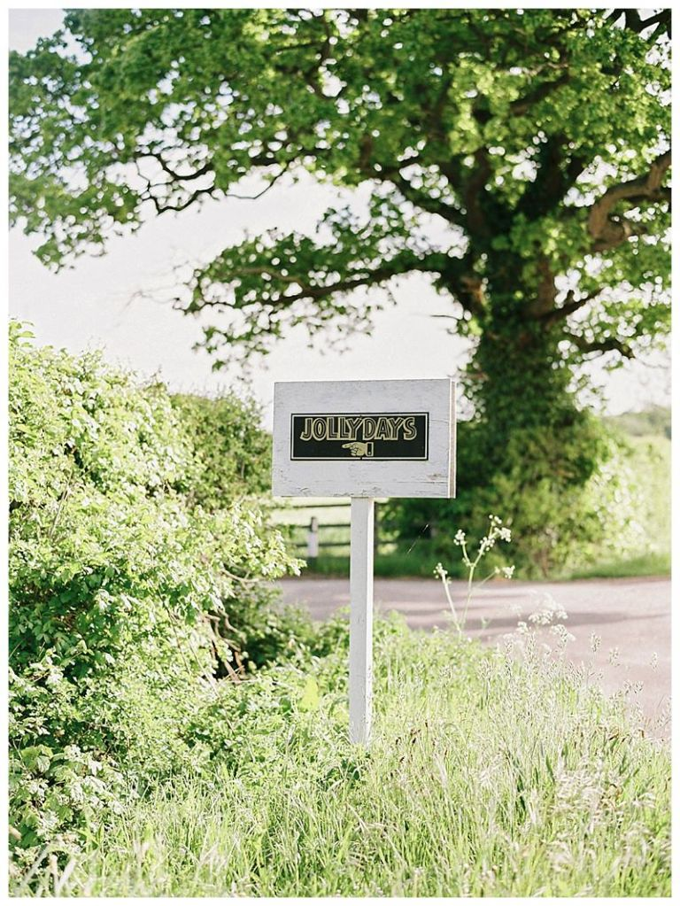 Yorkshire woodland wedding
