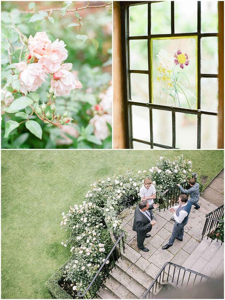 Grays Court Wedding Photography