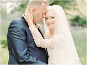 Fine art weddings- Film Photography