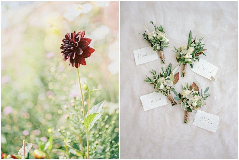 Garden Marquee Wedding