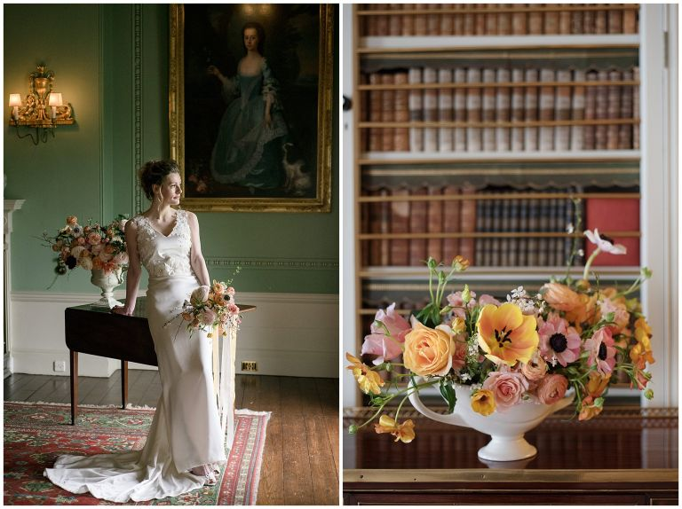 Scampston Hall Wedding Photographer